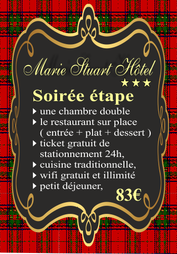 soir e tape la roche sur yon hotel restaurant le marie stuart. Black Bedroom Furniture Sets. Home Design Ideas