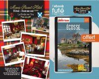 Guide numérique de l'Ecosse - Demandez-le lors de votre prochaine visite
